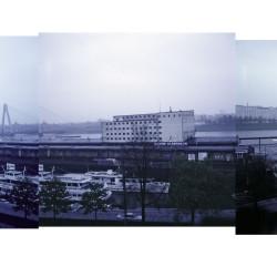 Rheinauhafen Tagesanbruch